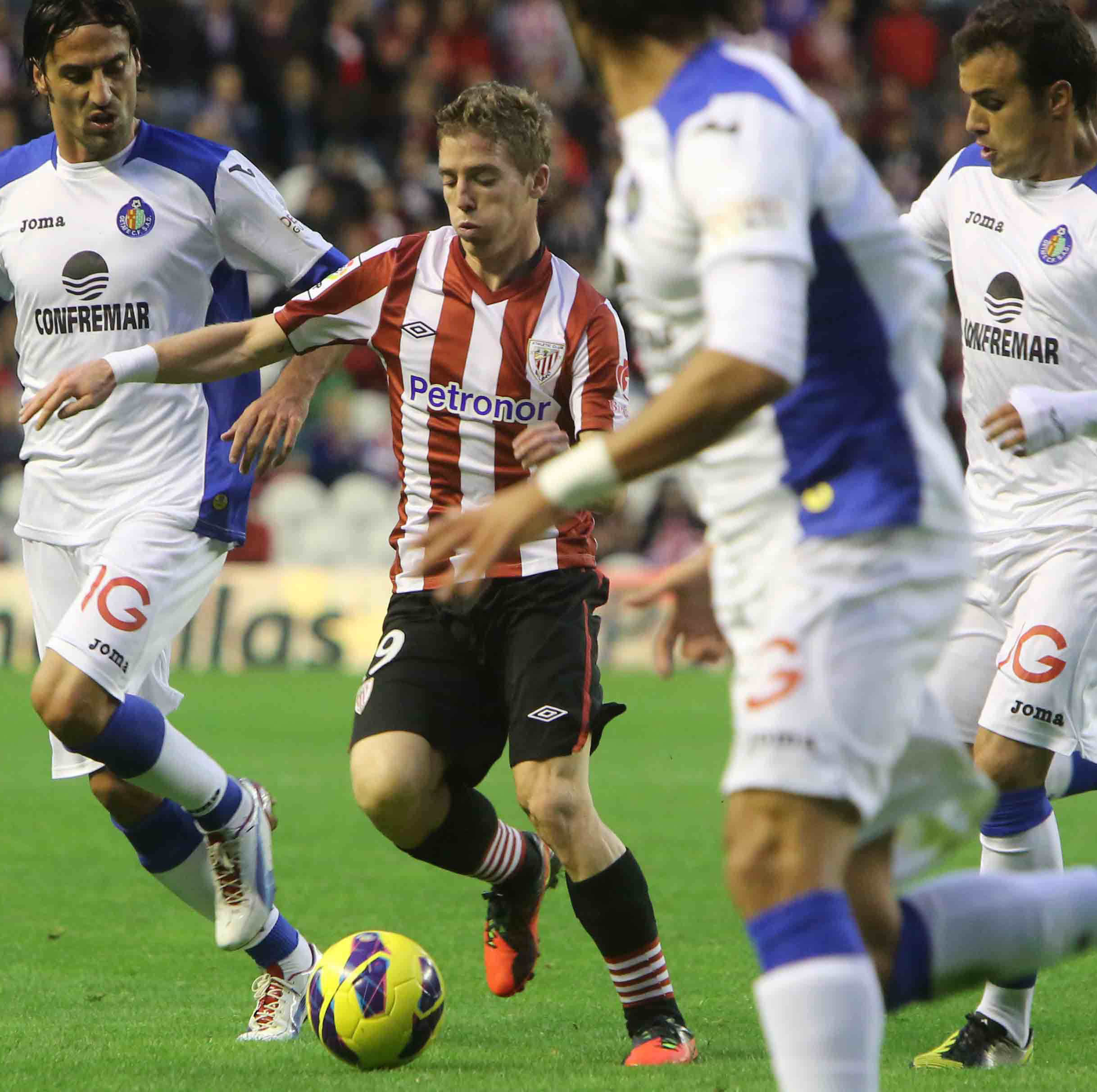 Al Athletic no le sale nada