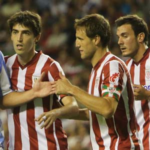 La defensa del Athletic es una línea quebrada